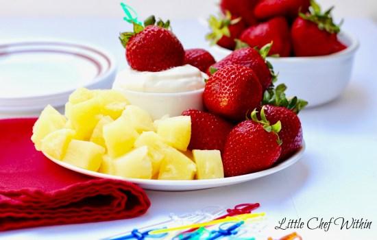 Creamy Fruit Dip