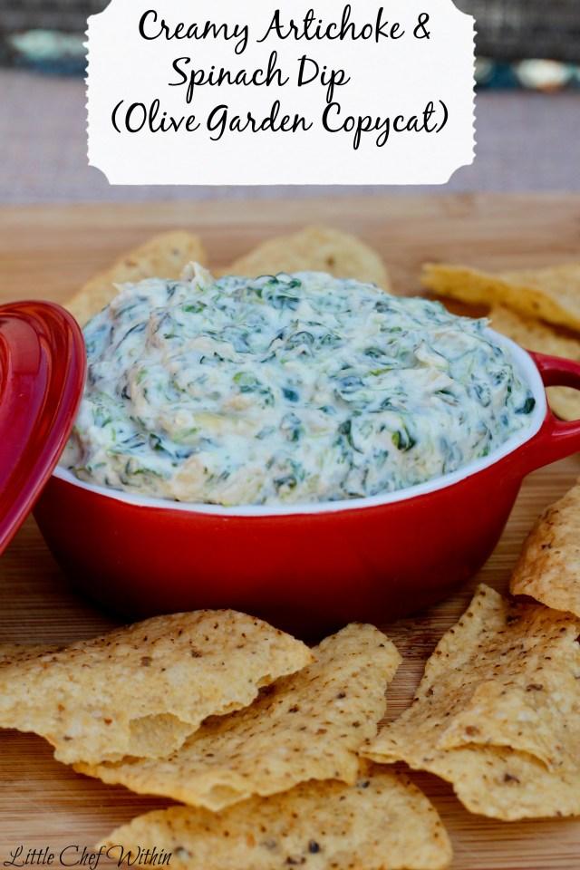 creamy-artichoke-spinach-dip-LittleChefWithin.com