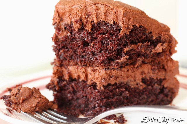 extreme-chocolate-cake-LittleChefWithin.com