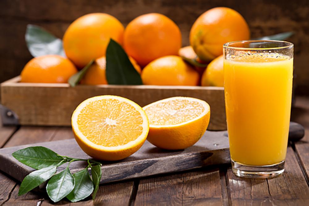 citrus for vitamin c