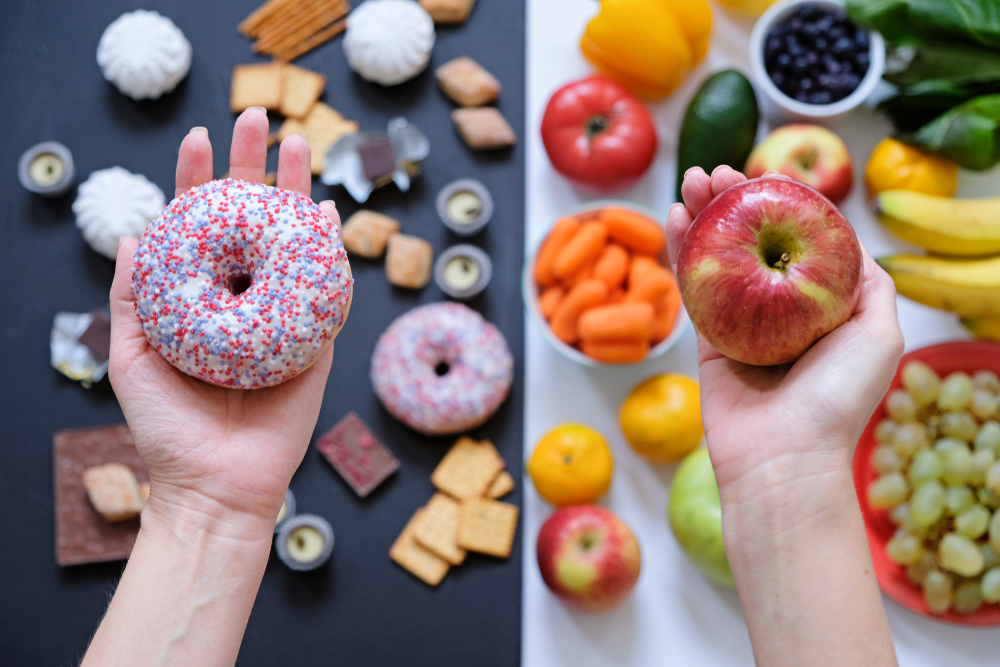 healthy choices inflammation