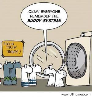 Sock Cartoon