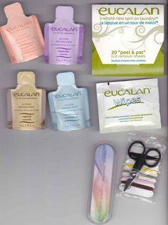 Eucalan Getaway Pack