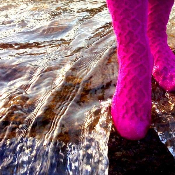 Bay of Quinte Socks