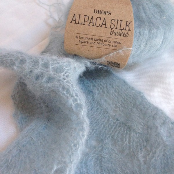 Drops Alpaca Silk