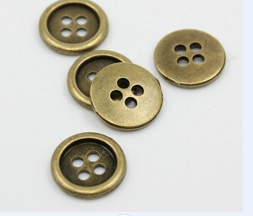 Flat Buttons