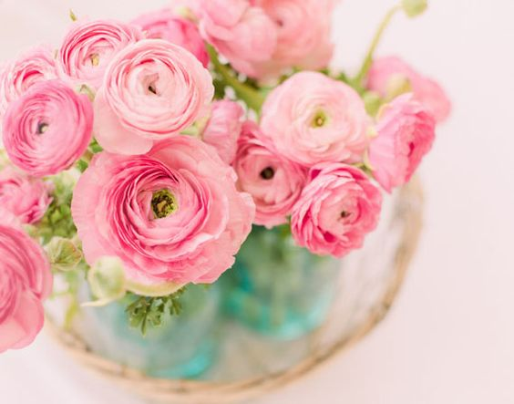 Pink Ranunculus by BLintonPhotography on Etsy