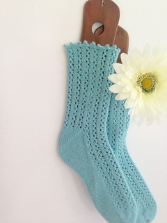 Heavy Weight Socks by Little Church Knits