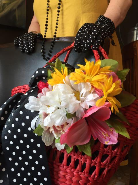 Knitting Floral! - Littlechurch