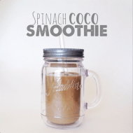 SPINACH COCO SMOOTHIE