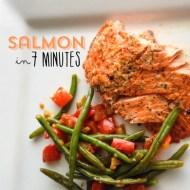 Seven Minute SALMON