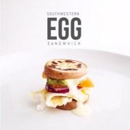 Southwestern Egg Sandwich