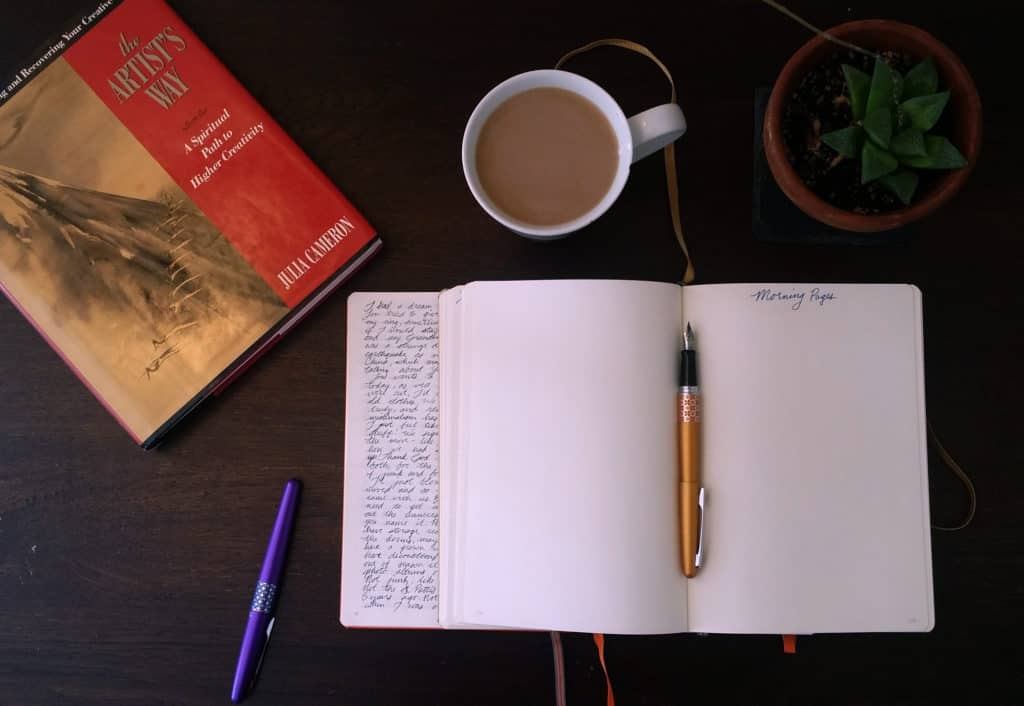 The Morning Pages are an amazing tool for boosting creativity and clarity in your life, you'll regret not giving it a try!