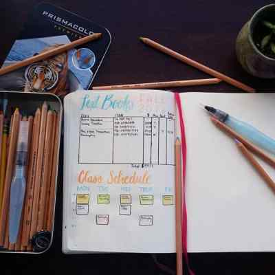 Back to School: Create a Simple Textbook Tracker
