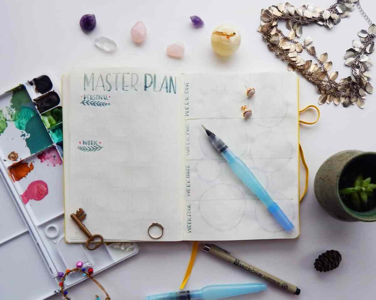 Setting goals is easy, but setting goals you can keep is a bit harder. How do you manage your tasks and balance everything long term? For me, I do it by creating a Master Plan! It's a simple tool to help break big projects and goals into smaller, more manageable pieces.