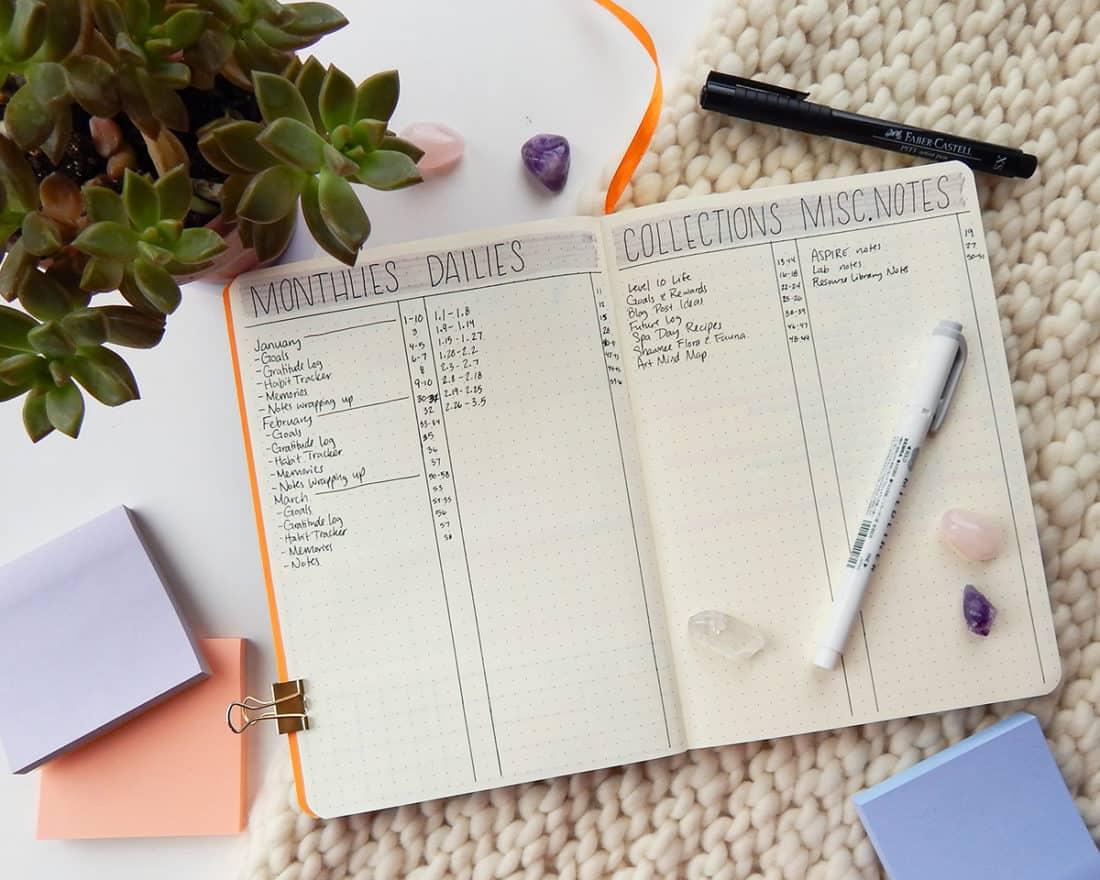 11 Bullet Journal Hacks to Take Your Planning to the Next Level