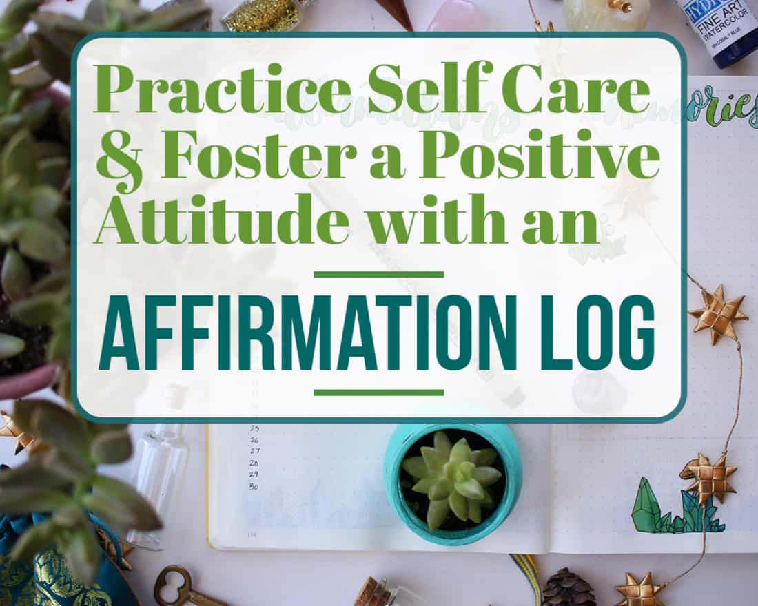 Practice Self Care And Foster A Positive Attitude With An
