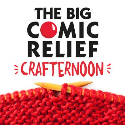 The Big Comic Relief Crafternoon
