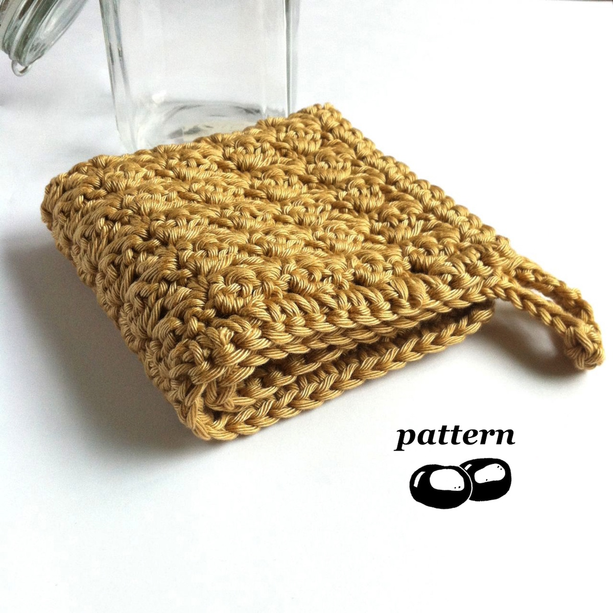 Crochet Pattern for a Washcloth