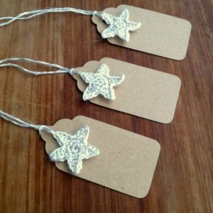 Recycled Gift Tags