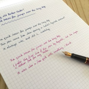 Fountain Pen Review