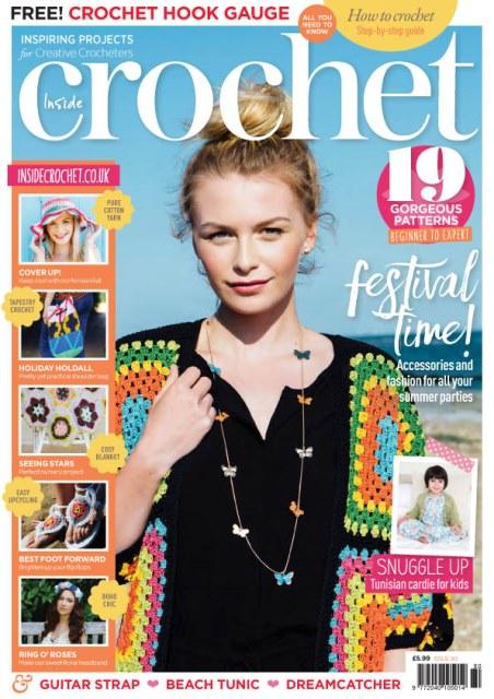 Inside Crochet Magazine Issue 80