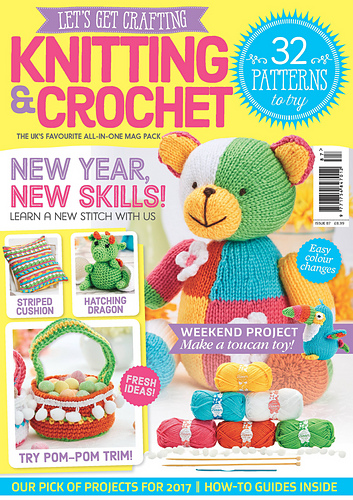Let's Get Crafting Issue 87