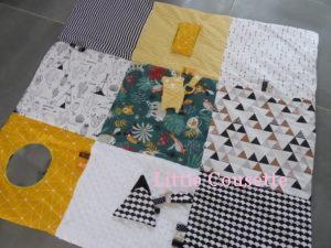 tapis d eveil sensoriel personnalisable pour bebe et enfant montessori multi activites d eveil