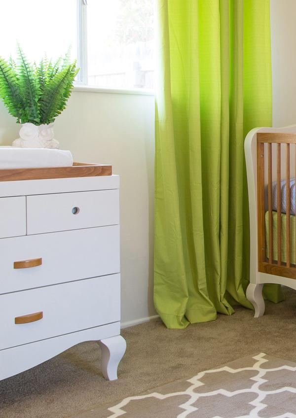 green nursery design