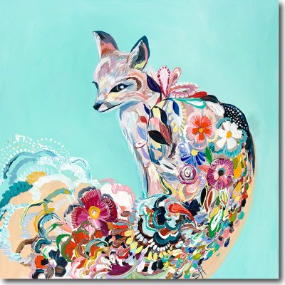 Fox Artwork Starla Michelle Halfmann