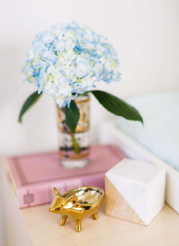 Pastel Nursery Decor | Little Crown Interiors