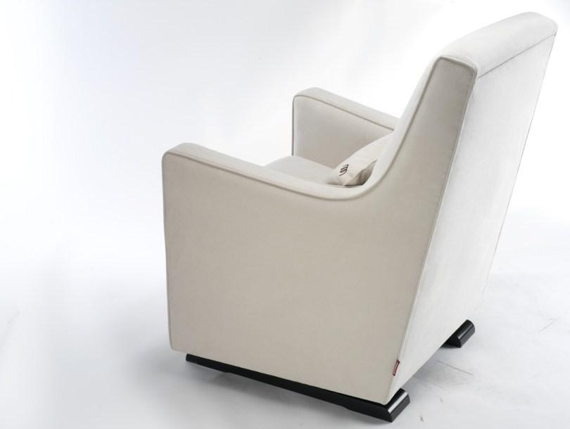 Luca Modern Glider | Little Crown Interiors