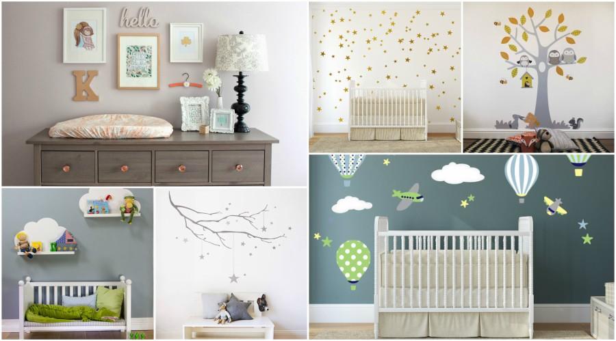 Sophisticated Nursery Ideas   Little Crown Interiors Blog