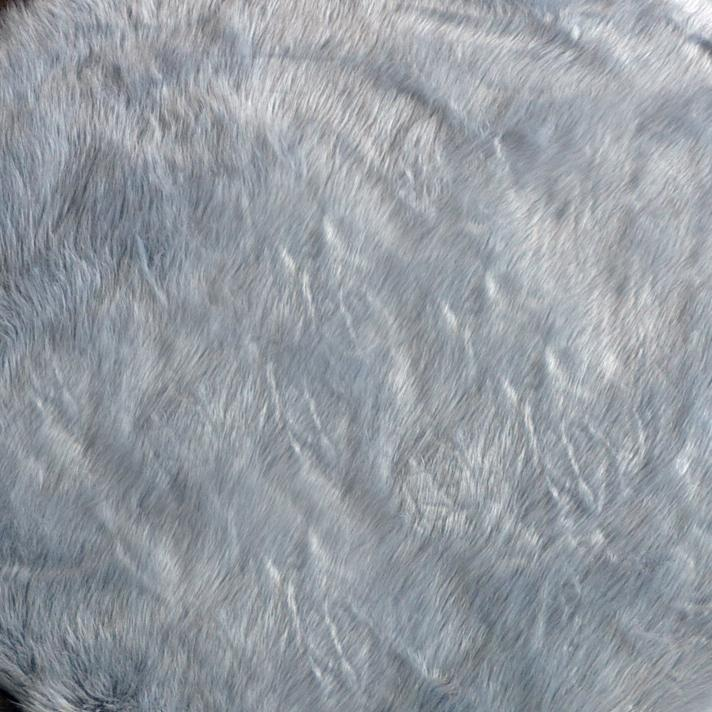 Grey Cloud Sheepskin Rug
