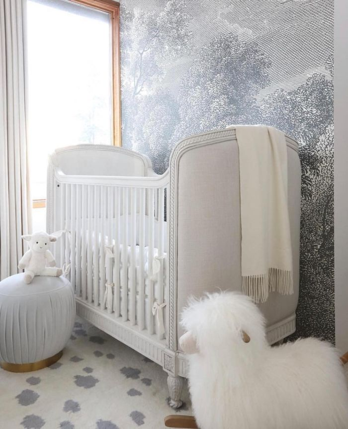 2018 Nursery Trend: The Sophisticated Nursery