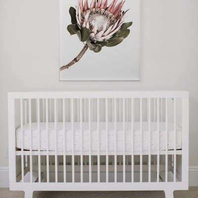 Bright Pink Peonies Print   Little Crown Interiors Shop