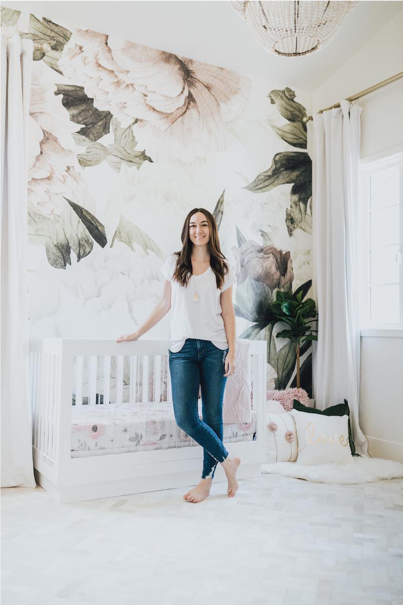 Naomi Alon | Nursery Designer | Little Crown Interiors