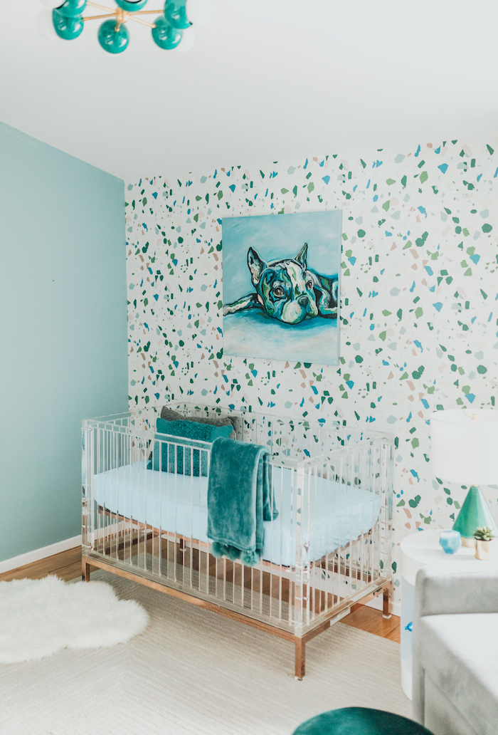 Nursery Design Services in Orange County by Little Crown Interiors