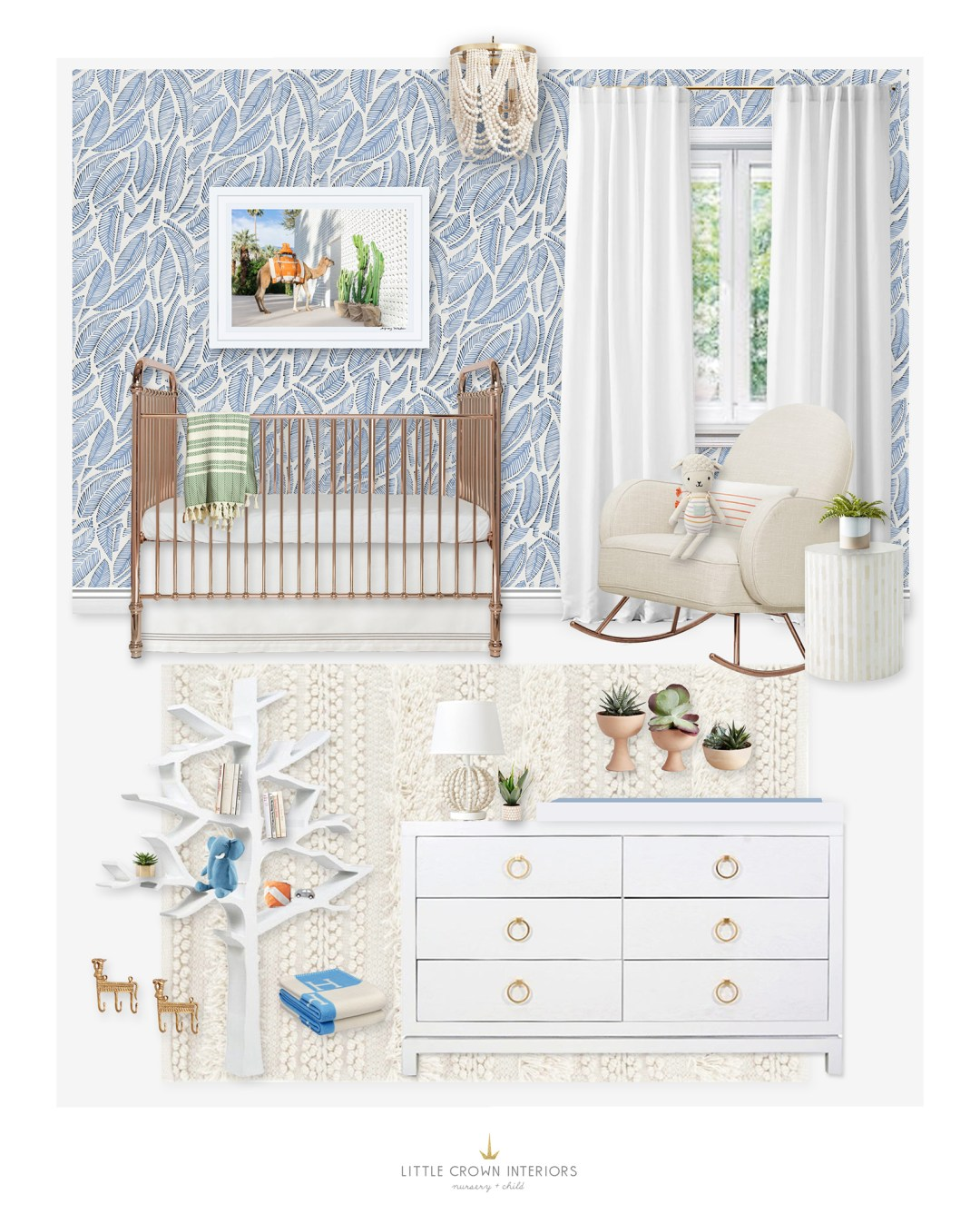 Nursery Design Gray Malin Art