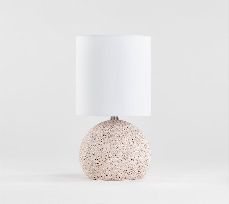 Pink Terrazzo Table Lamp