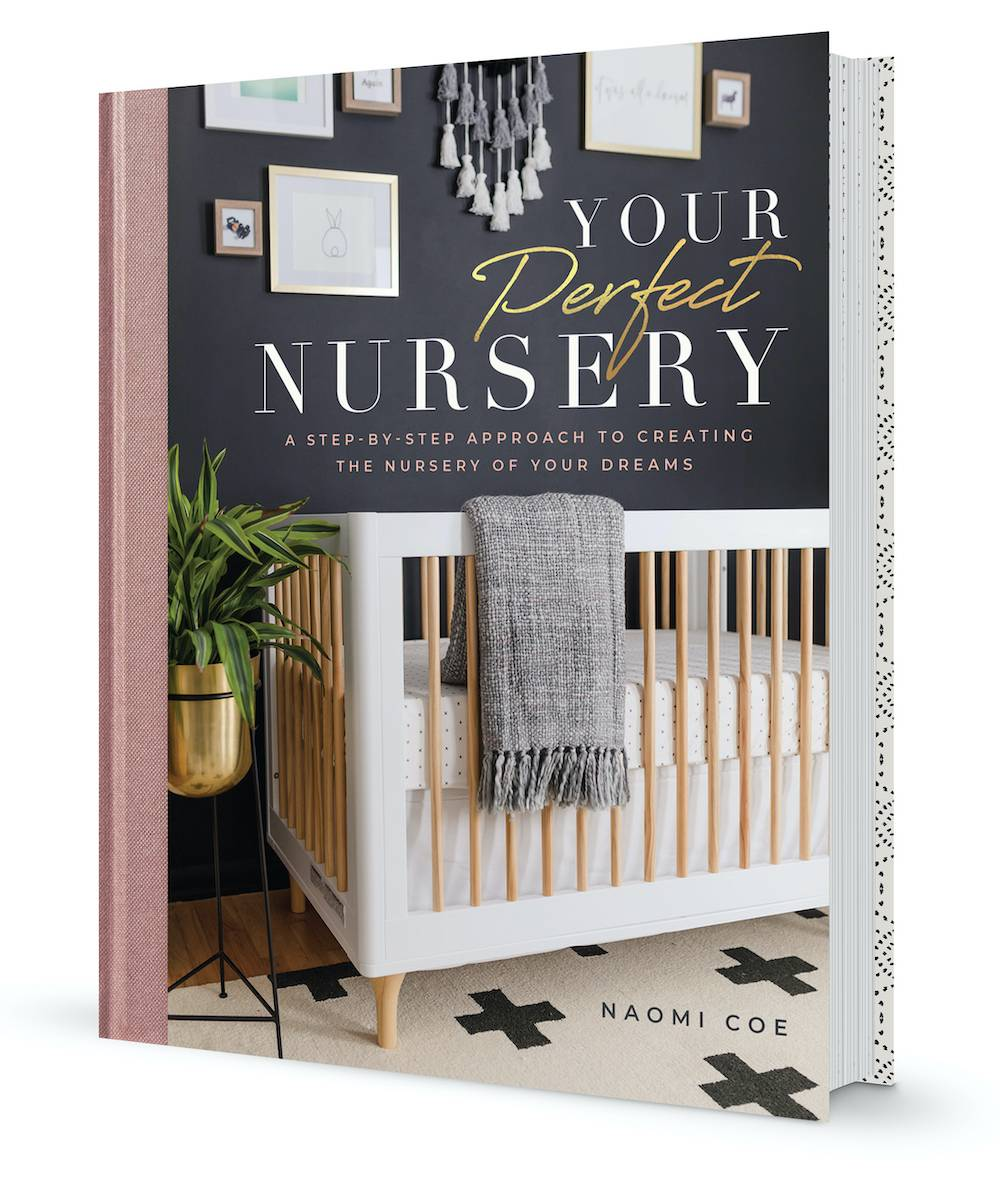 Your Perfect Nursery Book Cover