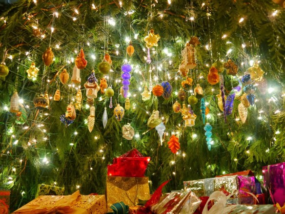 christmas cave 2014