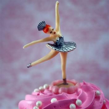 Ballet Cupcake 2