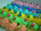 Girl Cupcakes 1