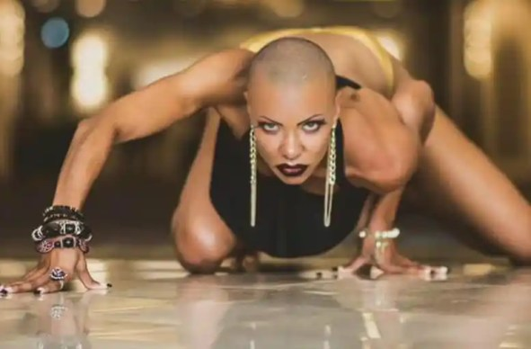 black dominatrix picture