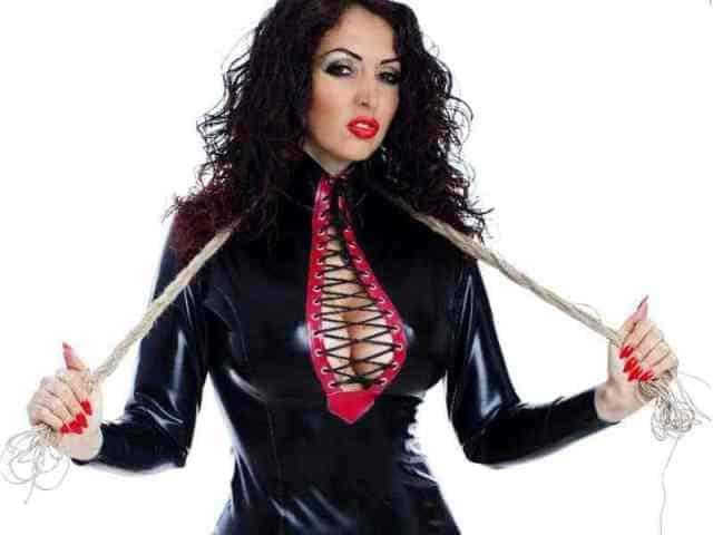 latex mistress