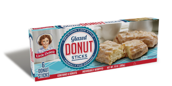 Donut Sticks Little Debbie