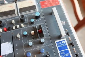 Neve 542 Master Section