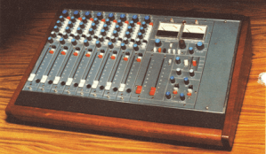 Neve 5442 Desktop Mixer