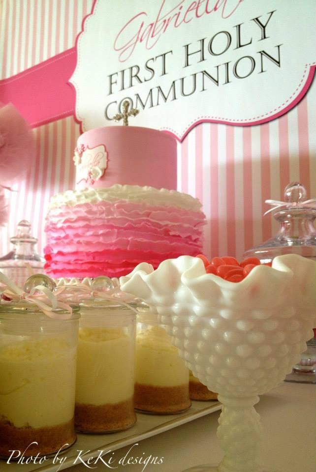 Pink Bridal Shower Ideas